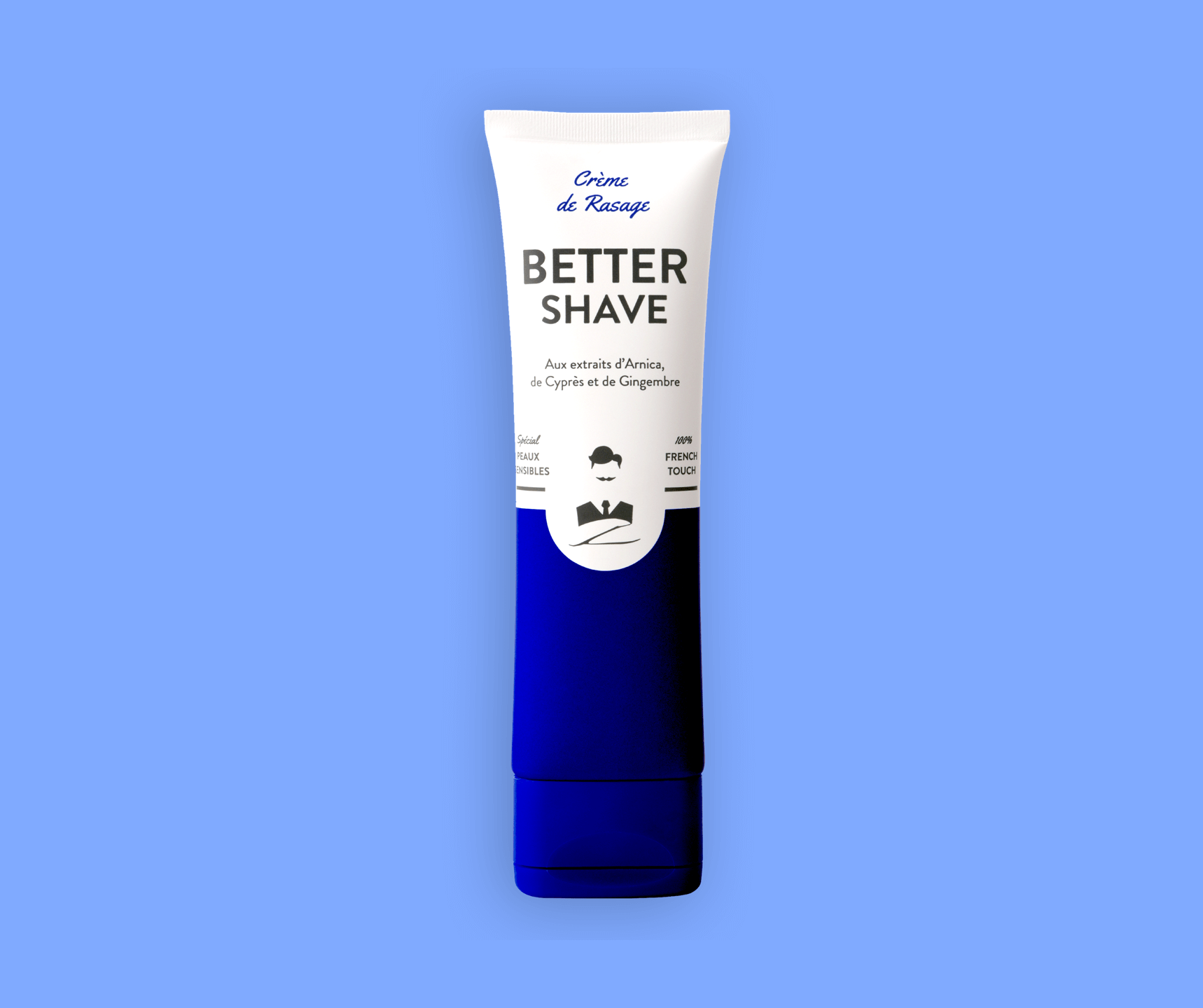 Better-Shave Creme Rasage Recto